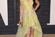 Juliette Lewis Fishtail Dress