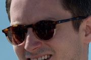 Elijah Wood Cateye Sunglasses