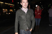 Elijah Wood Leather Jacket