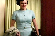 Elisabeth Moss Day Dress