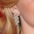 Elizabeth Banks Jewelry - Dangling Diamond Earrings