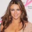 Elizabeth Hurley Hair - Layered Cut