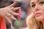 Elle Fanning Nails