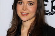 Ellen Page Dons Long Curls to the Premiere of 'Super'