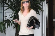 Ellen Pompeo V-neck Sweater