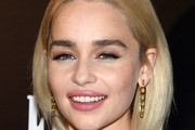 Emilia Clarke Shoulder Length Hairstyles