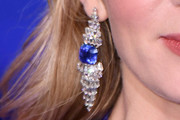 Emily Blunt Chandelier Earrings