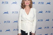 Emily Deschanel Tops