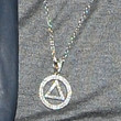 Eminem Jewelry - Diamond Statement Necklace