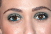 Emmy Rossum Bright Eyeshadow