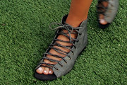 Erin McNaught Flat Sandals