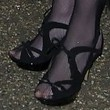 Erin O'Connor Platform Sandals
