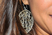 Eva la Rue Dangle Decorative Earrings