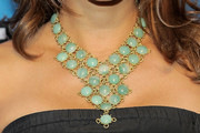 Eva la Rue Gemstone Collar Necklace