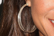 Eva la Rue Gold Hoops