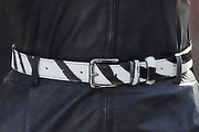 Evan Rachel Wood Leather Belt