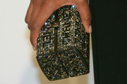 Eve Gemstone Inlaid Clutch