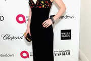 Anna Paquin Cutout Dress
