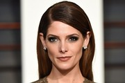 Ashley Greene Long Straight Cut