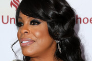 Niecy Nash Half Up Half Down