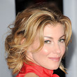 Faith Hill Hair - Bobby Pinned updo