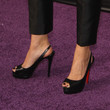 Faith Hill Peep Toe Pumps