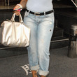 Fantasia Barrino Clothes - Boyfriend Jeans