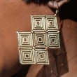 Fantasia Barrino Jewelry - Geommetric Earrings