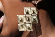 Fantasia Barrino Geommetric Earrings