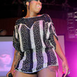 Fantasia Barrino Clothes - Mini Dress