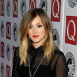 Fearne Cotton Hair - Medium Straight Cut