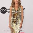 Felicity Huffman Clothes - Print Dress