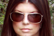 Fergie Aviator Sunglasses
