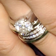 Fergie Jewelry - Engagement Ring