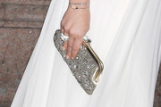Fergie Gemstone Inlaid Clutch