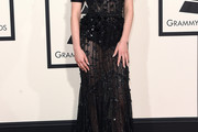 Jessie J Beaded Dress
