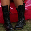 Frankie Sandford Shoes - Lace Up Boots