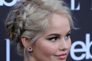 Debby Ryan Braided Updo