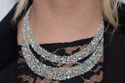 Ashley Benson Crystal Collar Necklace