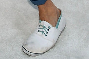 Gabe Saporta Canvas Shoes