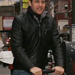 Gabriel Macht Leather Jacket