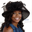 Gabrielle Union Hats - Decorative Hat