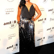 Garcelle Beauvais Beaded Dress