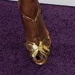 Garcelle Beauvais Evening Sandals