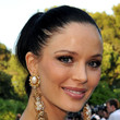 Georgina Chapman Hair - Ponytail