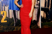 Kimberly Wyatt Evening Dress