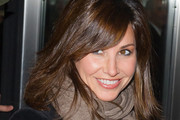 Gina Gershon's Sexy Layered Haircut at the NYC Premiere of 'The Rum Diary'