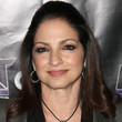 Gloria Estefan Half Up Half Down