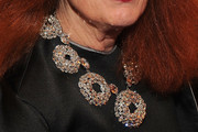 Grace Coddington Diamond Statement Necklace