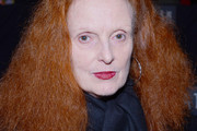 Grace Coddington Long Wavy Cut